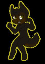 werewolf chibi