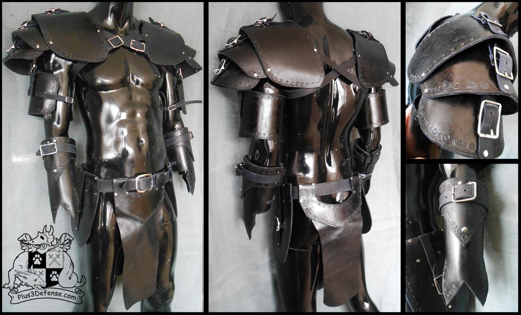 Black Armor Set