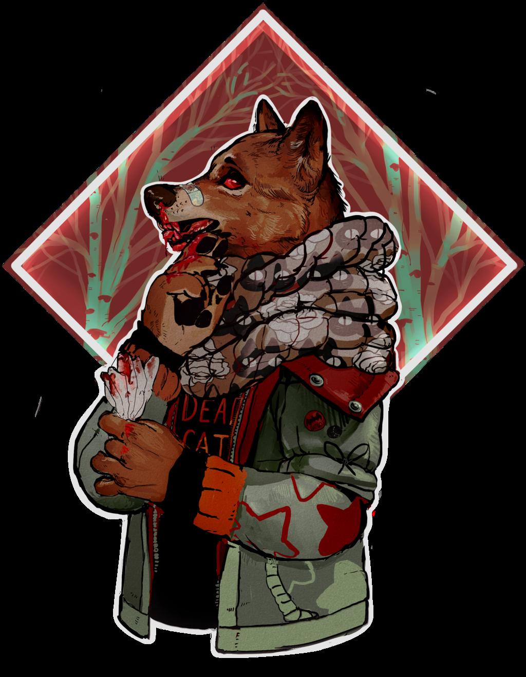 Commission: Goatblood