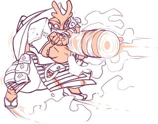 Armor penetration