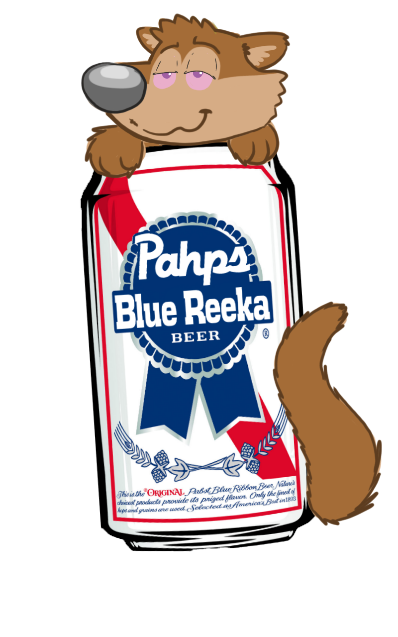 Pahps Blue Reeka