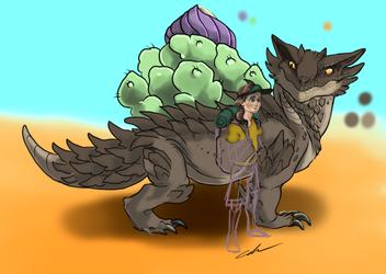 percevan ivysaur wip2