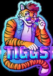 Tiggs Conbadge