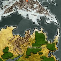The Ashar Homeworld