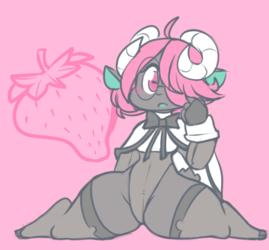 Strawberry spread