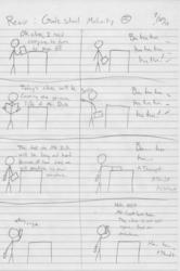 SR Comics #011 Remix: Grade School Maturity