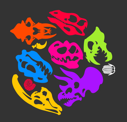 Skull Cluster