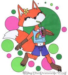 Spring Fox