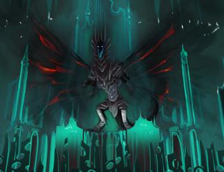 "#27: ""Spirit Dragon / Fortress"""
