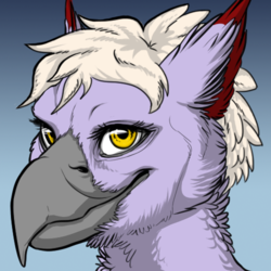 Delailah Icon - Colored TheWhiteFalcon Base