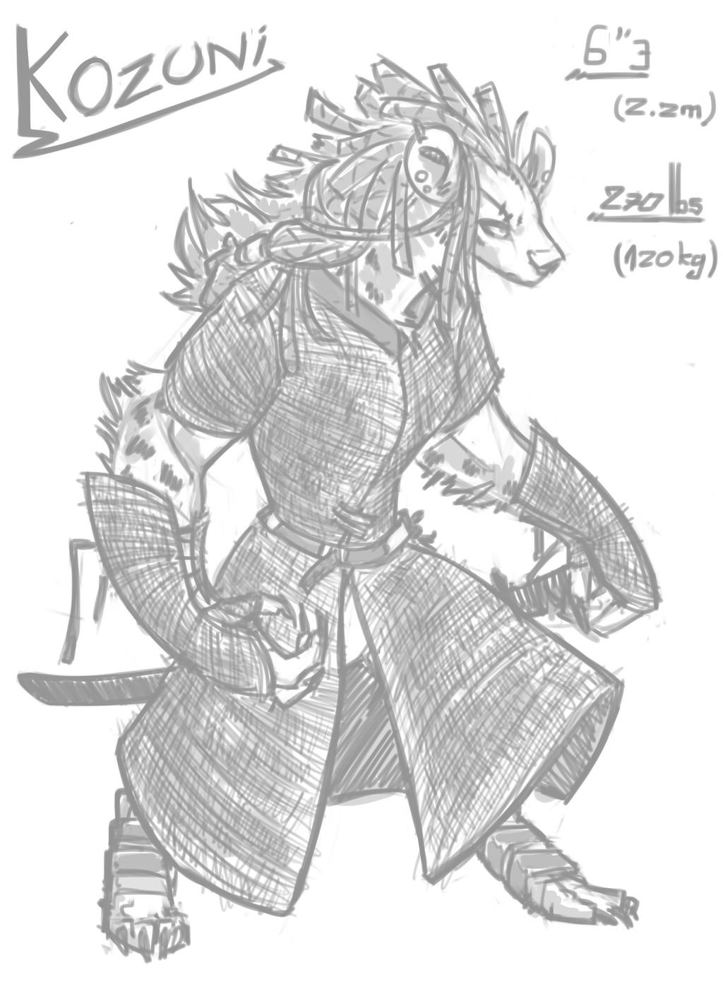 Most recent image: KOZU - 2