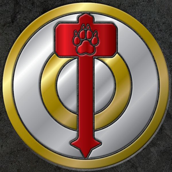 Hammerite Furries Emblem