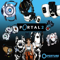 Now You're Thinking With Portals