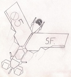 "SF ""Cowl"" Bomber"