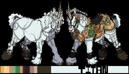 Carousel Unicorn Adopt