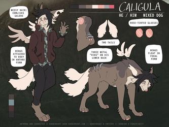 Caligula 2020 Reference