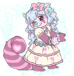 Lolita Red Panda