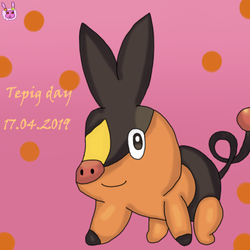 Tepig day