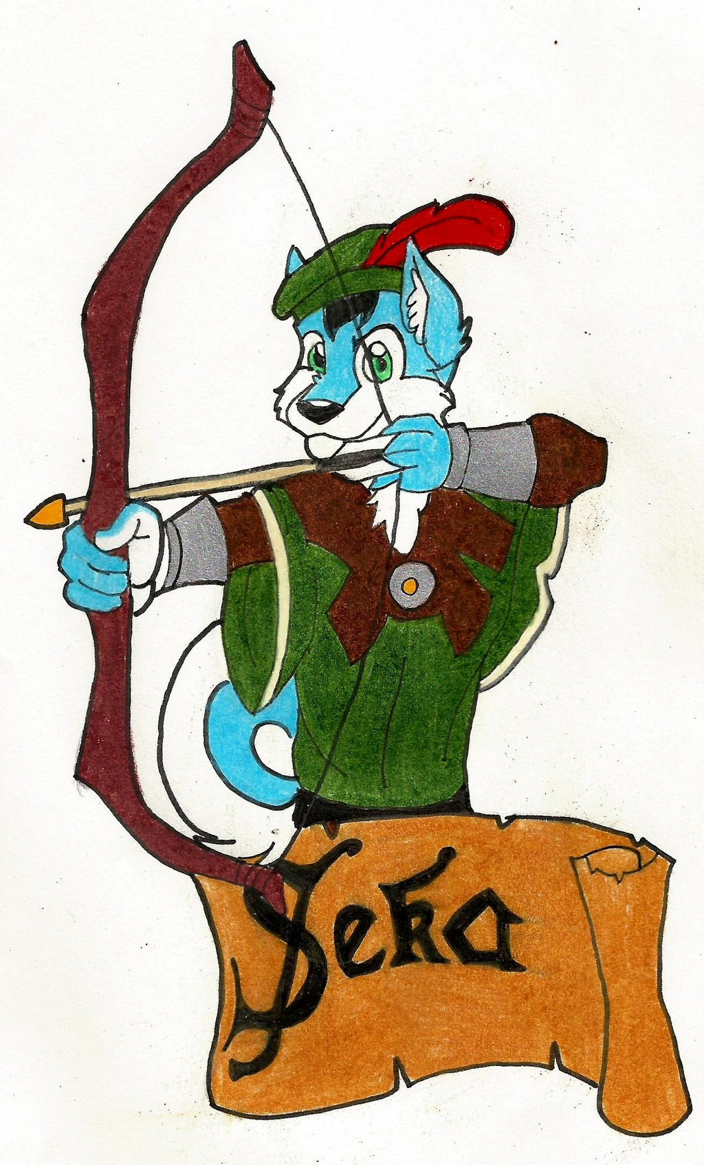 Most recent image: Seka Wild Nights 2014 Con Badge