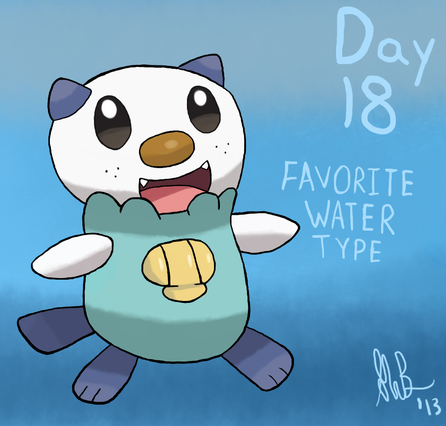Most recent image: Pokeddexy Day 18