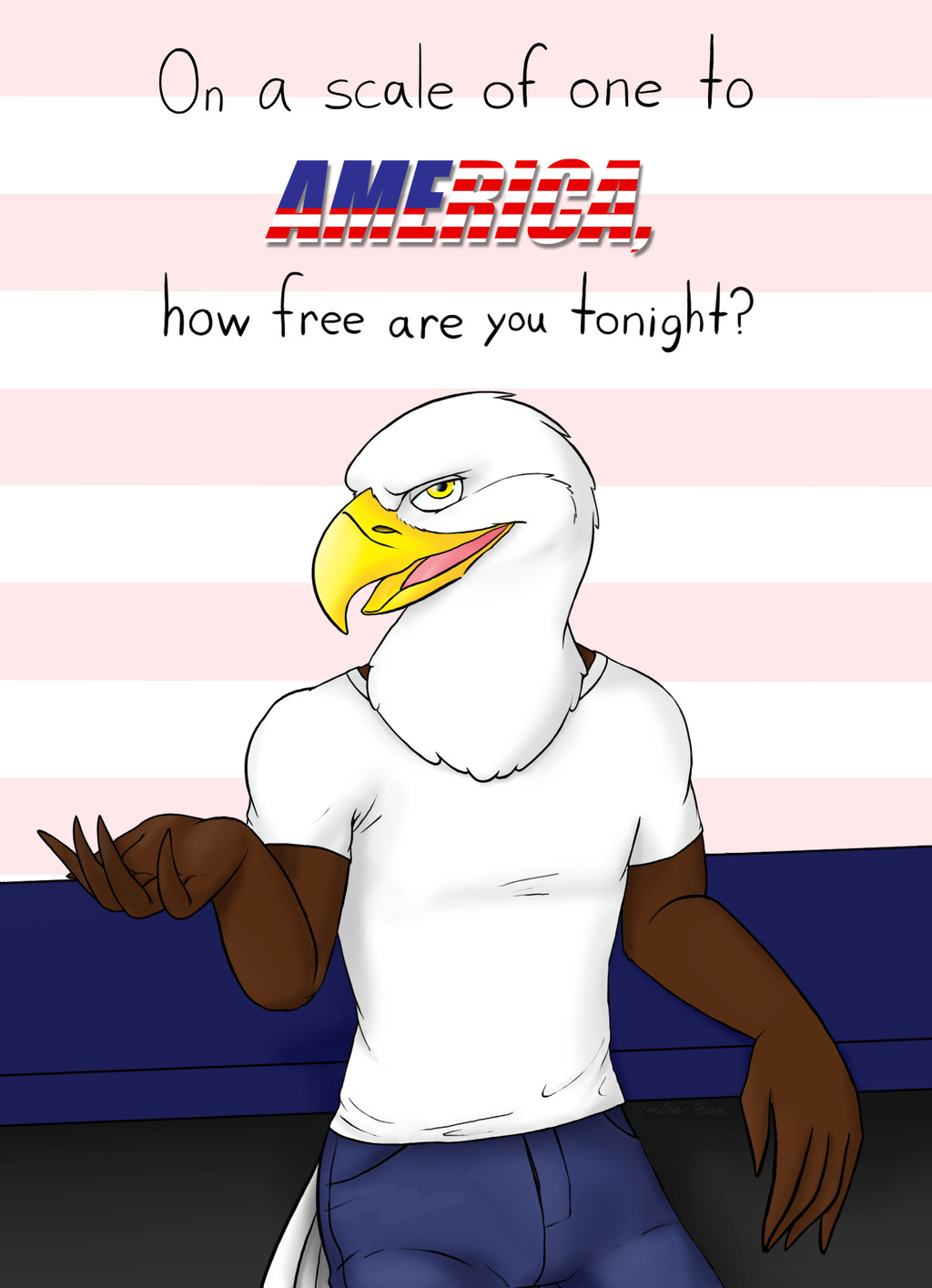"""""""Are You Free?"""""""