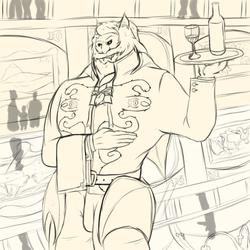 Ballroom of the Vampires