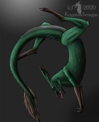 Utshani - Sergal Acrobatics