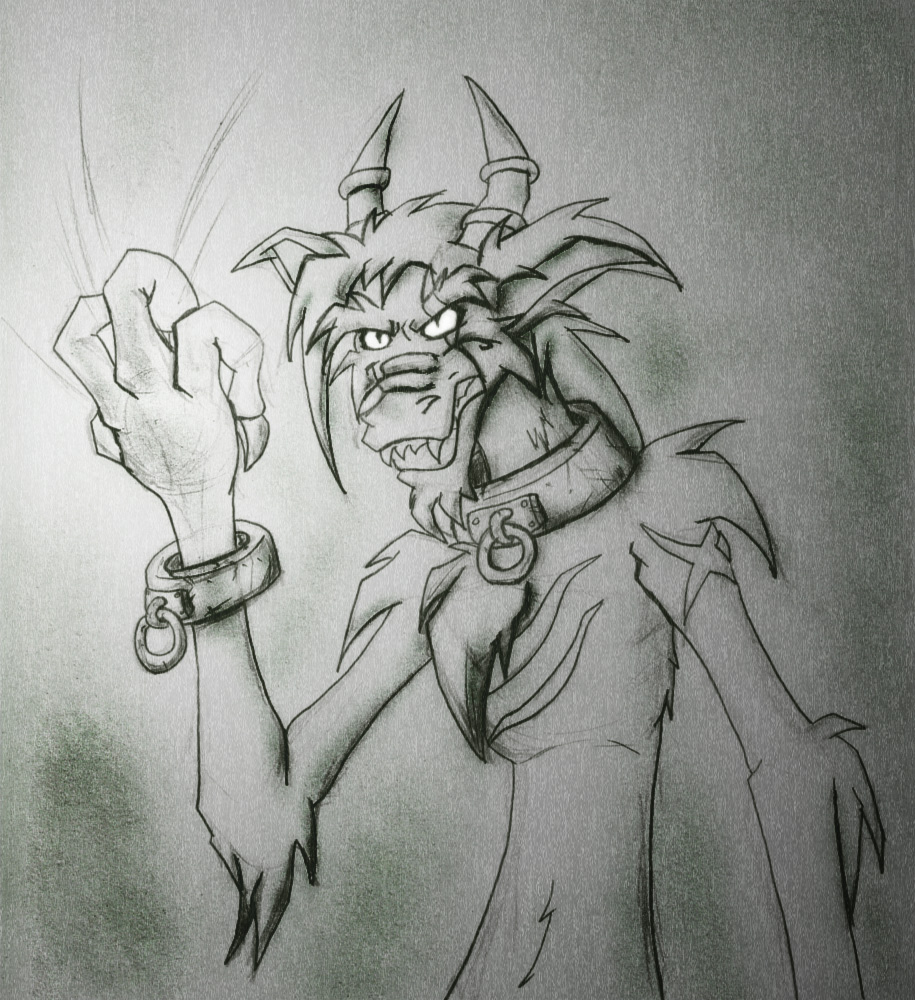 Sketch - Jealousy
