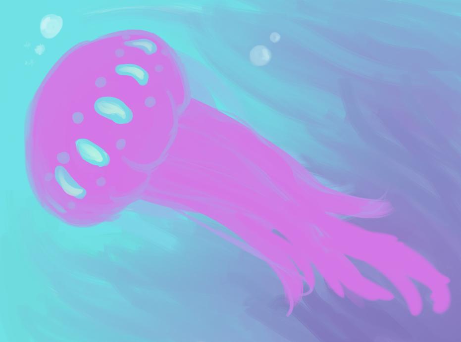 Most recent image: Jellyfoosh