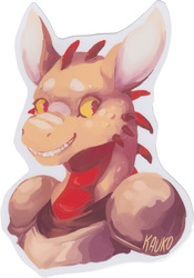 Kobold badge by ponyboots