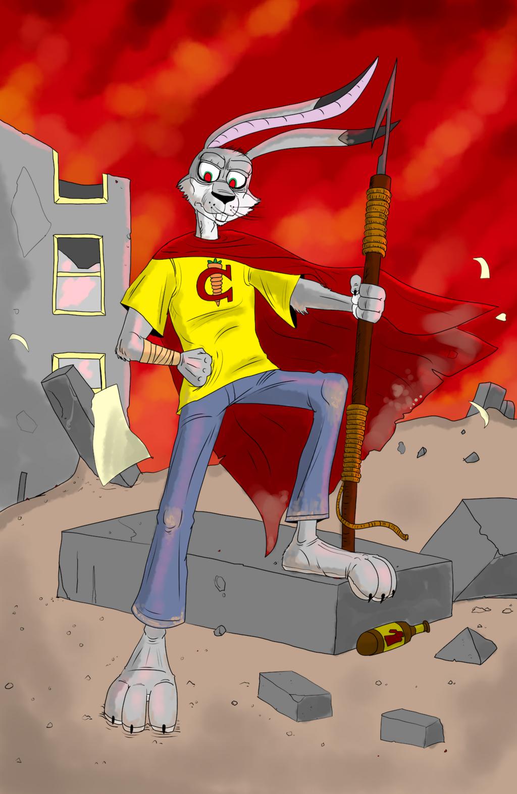 Hero of the Wasteland