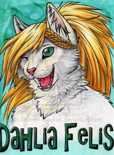 Dahlia Felis - CBS Badge