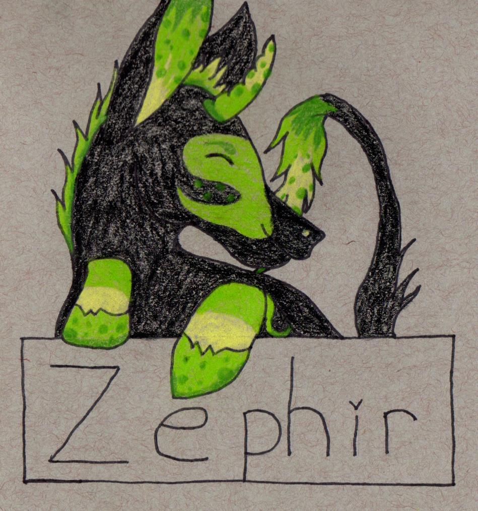 Most recent image: Gift: Zephir Badge