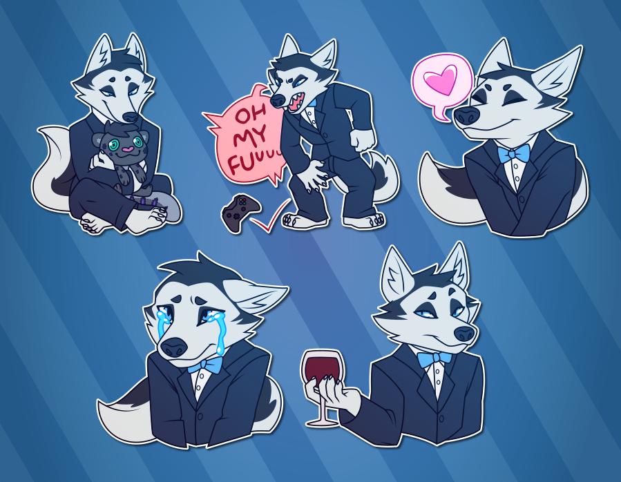Levi Telegram Stickers