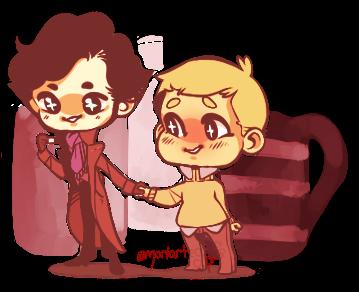 Tiny Boyfriends