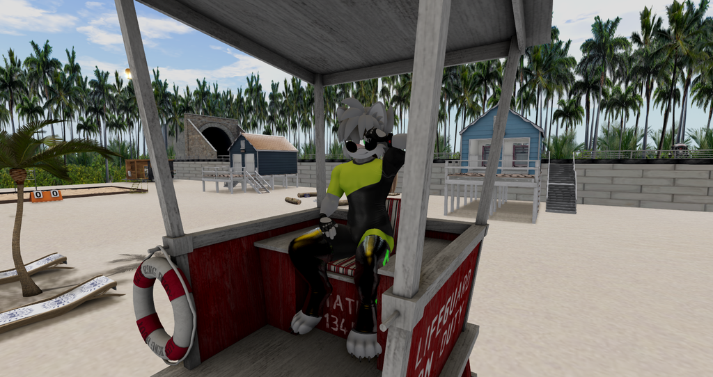 [SL] Lifeguard On Duty