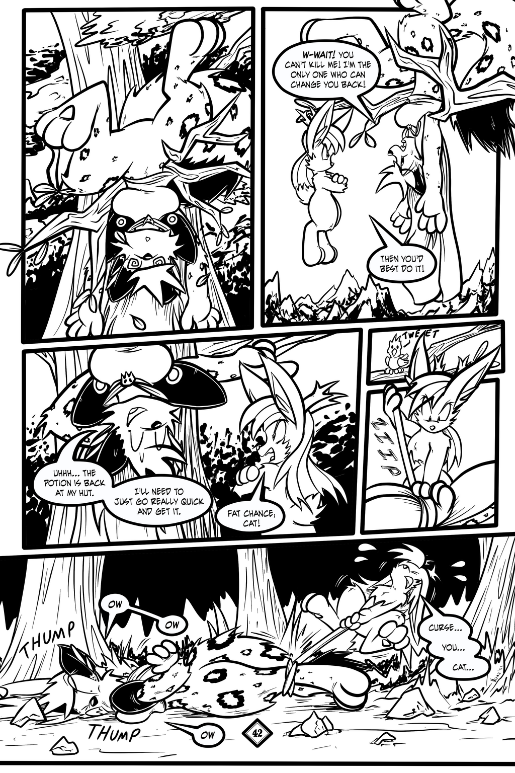 Holiday Special, page 42
