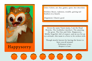 Happysorry [Taum Template]