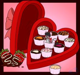 Sweet Micro Valentines