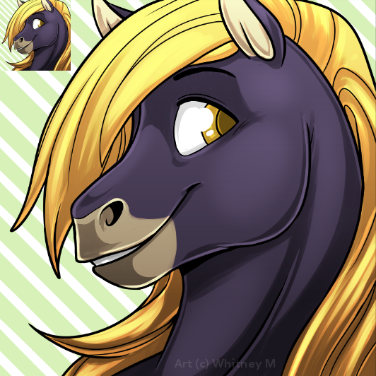 Equus Icon