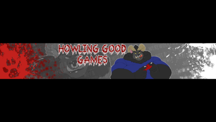 Howling Good Games Logo