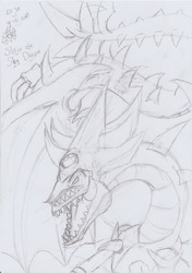 Slifer the Sky Dragon (Yu-Gi-Oh!)