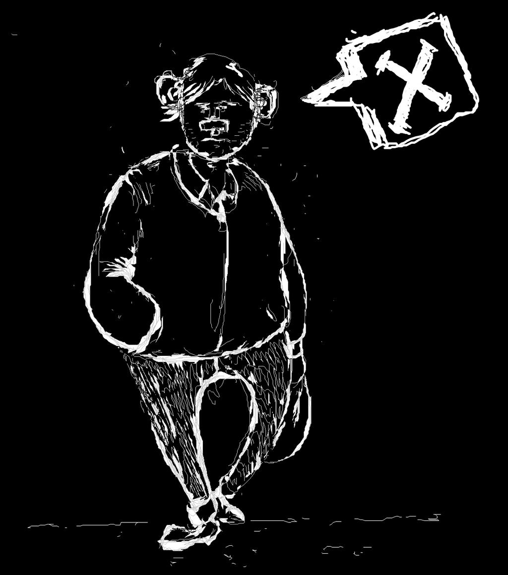 Most recent image: X man