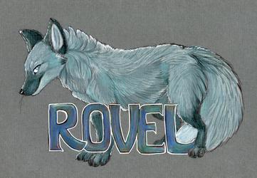 Rovel Badge