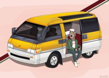 Bird Van