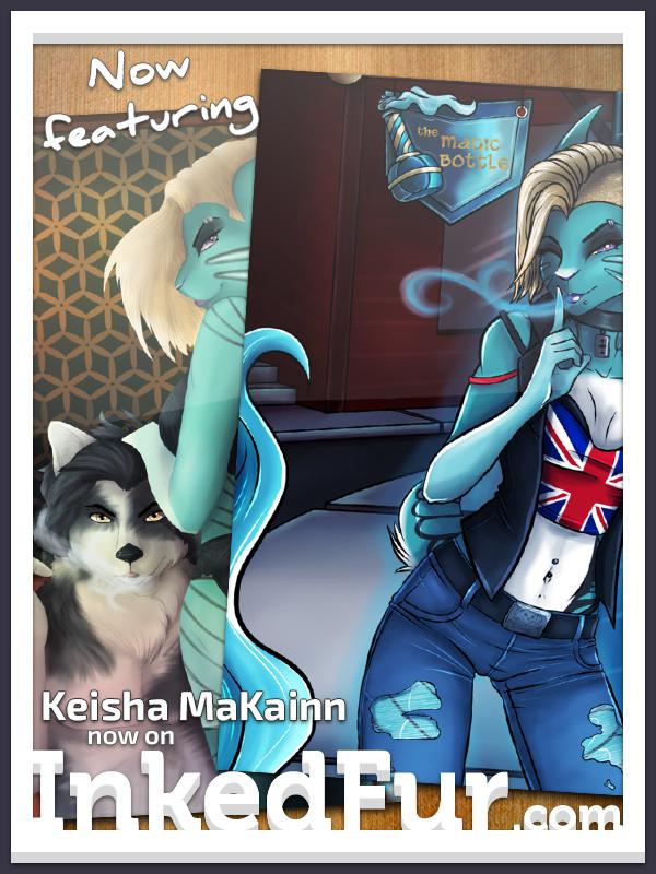 New Creator Announcement: Keisha MaKainn!