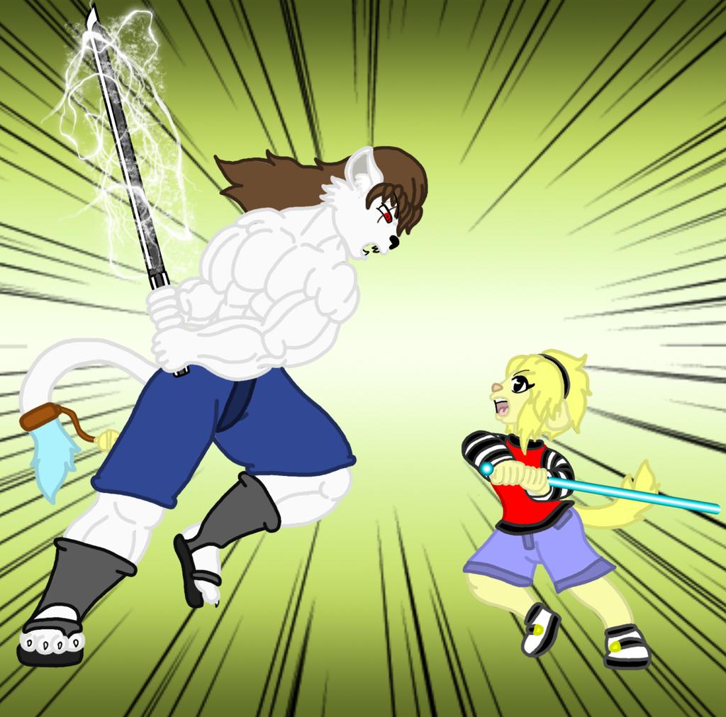 Rinji vs Schmucky Cover Art - Part 1