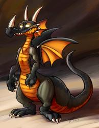 Dragonissar Scribbling