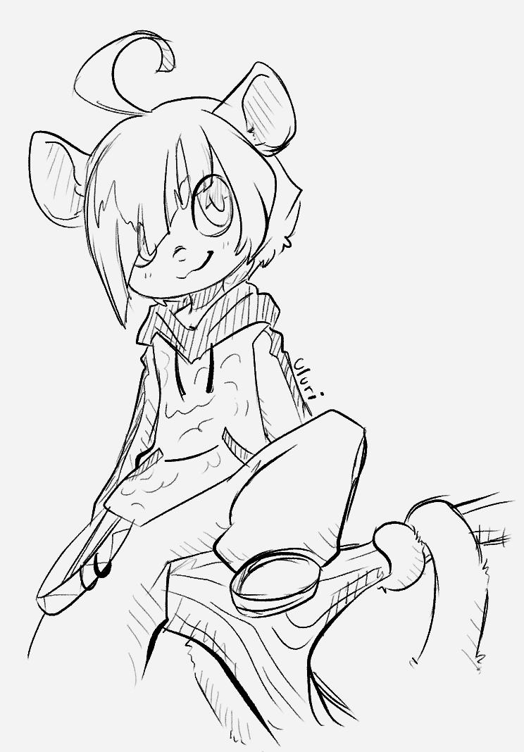 Meeki Sketch