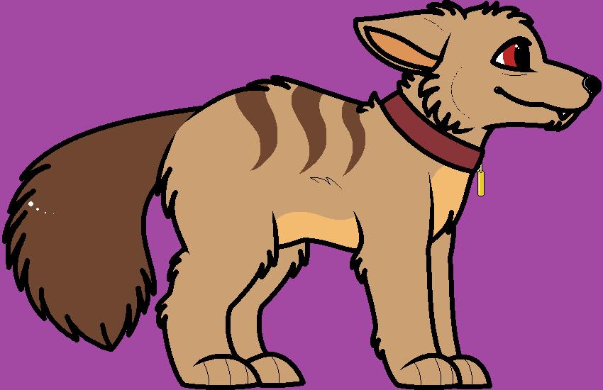 Wolfy!